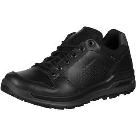 Lowa Locarno GTX Low-Cut Schuhe Herren black